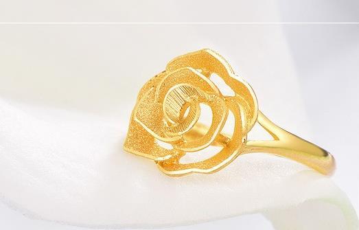 南京哪里回收黄金,女生黄金戒指买多大的?