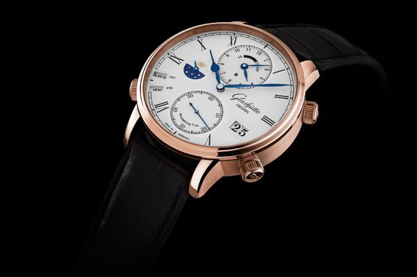 南京格拉苏蒂手表回收