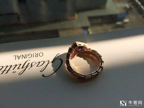南京宝格丽戒指回收
