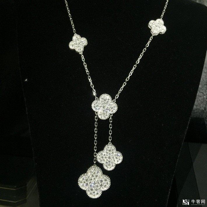 南京梵克雅宝钻石回收