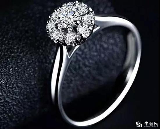 南京回收周六福钻石戒指