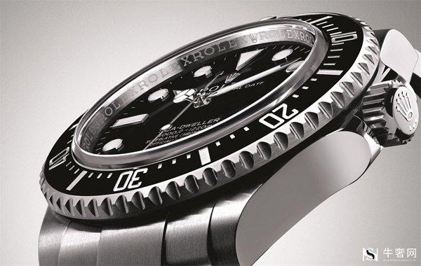 南京劳力士海使型手表回收