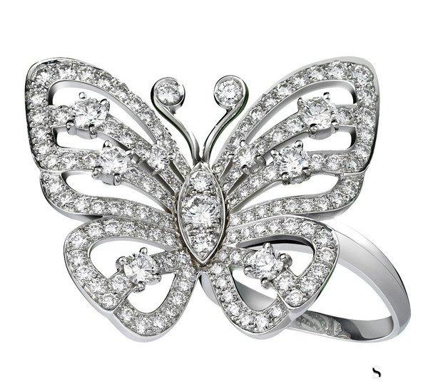 南京梵克雅宝钻石戒指回收