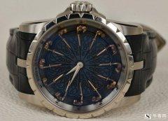 南京罗杰杜彼手表回收价格是多少钱?