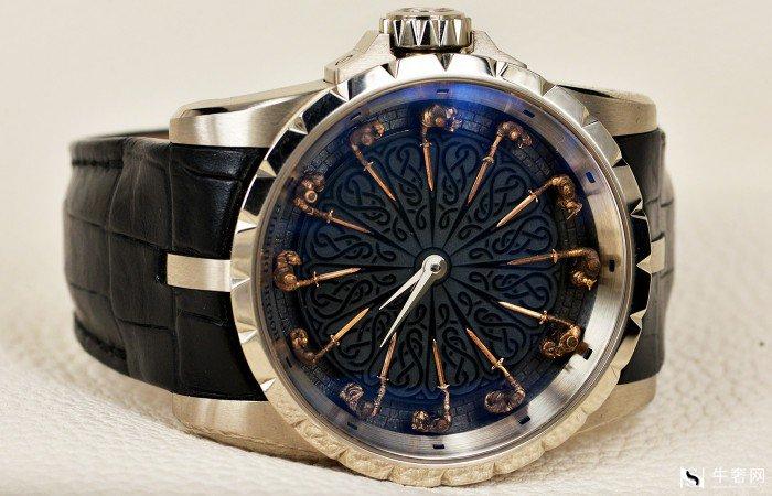 南京罗杰杜彼手表回收