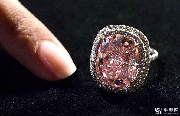 南京二手粉色钻石回收