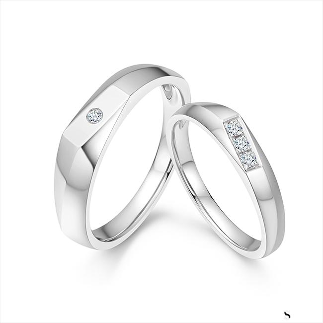 南京50分钻石戒指回收
