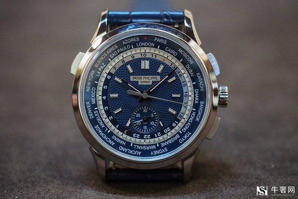 南京百达翡丽鹦鹉螺系列5712手表回收