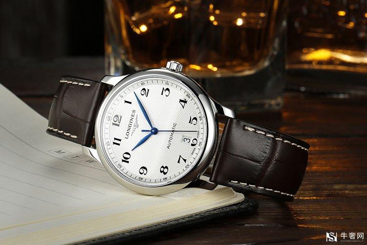 南京浪琴表优雅系列L4.898.3.37.7手表回收