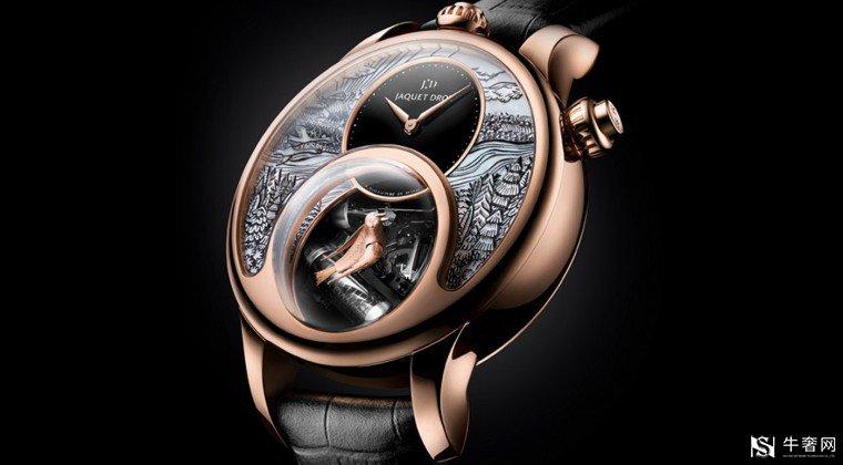 南京哪里回收雅克德罗手表