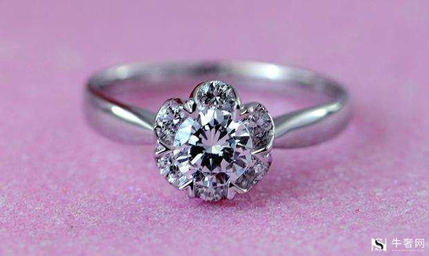 南京购买二手钻石戒指