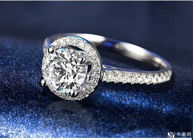 南京18k钻石戒指回收