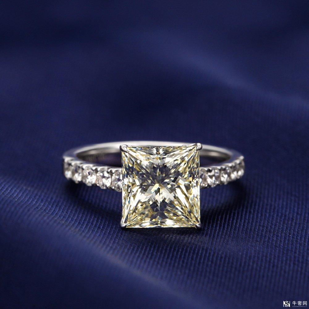 南京一枚50分的钻石戒指的回收价格是多少?