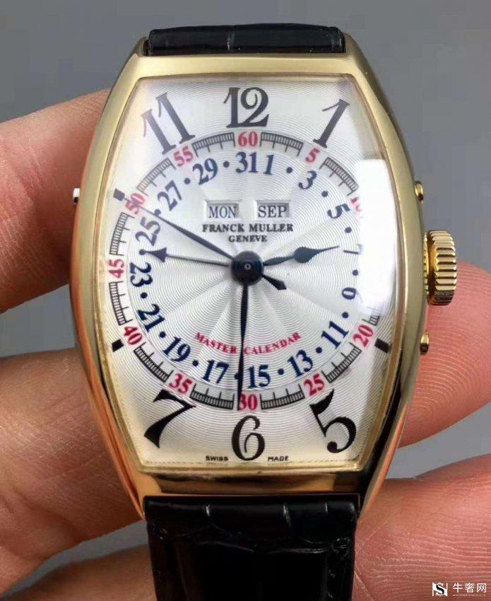 南京法穆兰手表回收