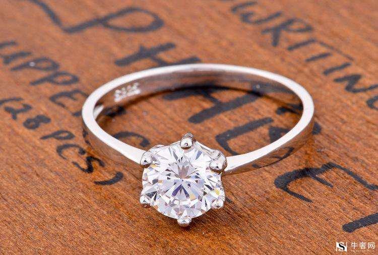 南京蒂芙尼钻石戒指回收