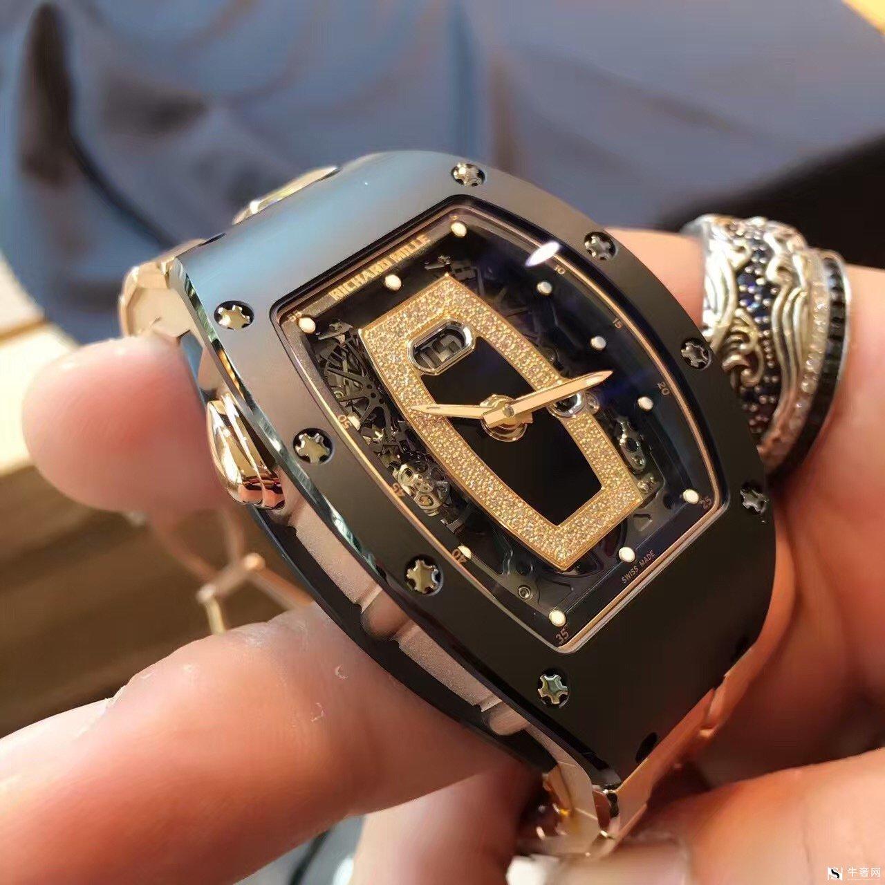 南京理查德·米尔手表回收