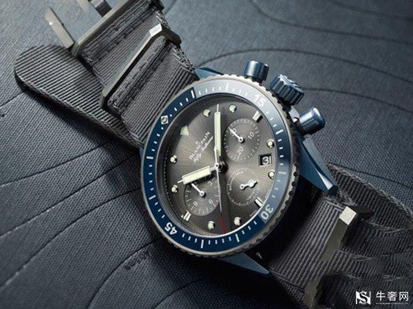 南京宝珀 X Fathoms手表回收