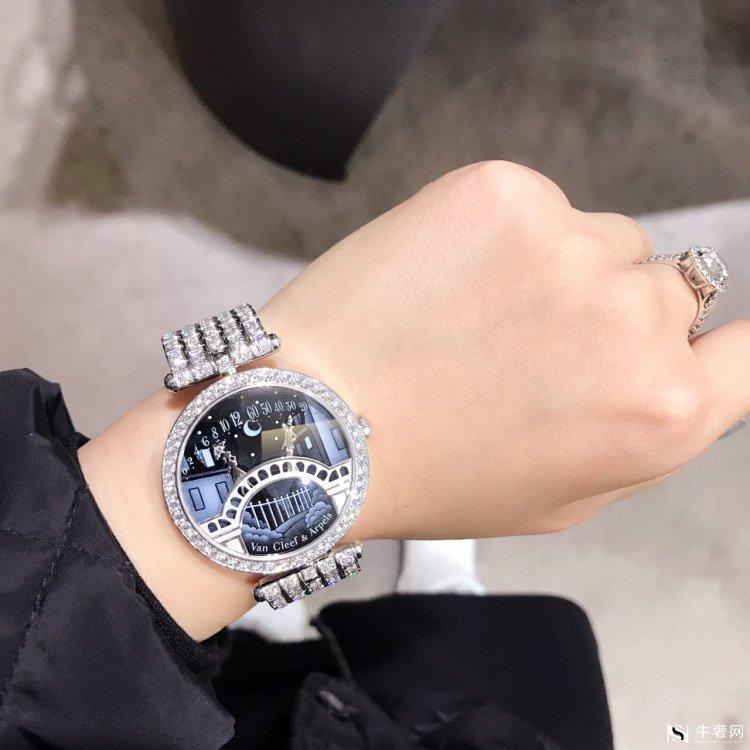南京梵克雅宝明星手表回收
