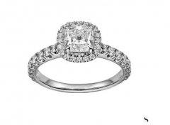 南京钻石回收平台怎么选,18k婚戒多少钱?