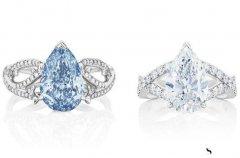南京钻石回收公司哪家好,如何根据钻石品质选戒托?