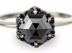 南京钻石戒指哪里回收,黑钻石为什么稀有?