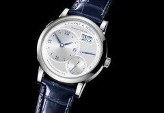 南京朗格手表回收多少钱,朗格大日历表哪里回收?
