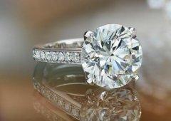 南京哪里高价回收钻石,18k钻戒如何正确保养?