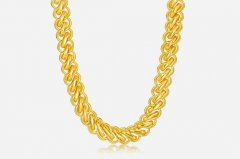 南京哪里回收黄金首饰,圆脸项链怎么选?